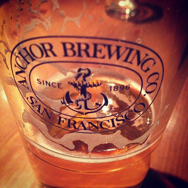 Take a Tour of Anchor Brewing Company