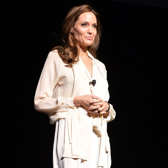 Angelina Jolie at CinemaCon 2014