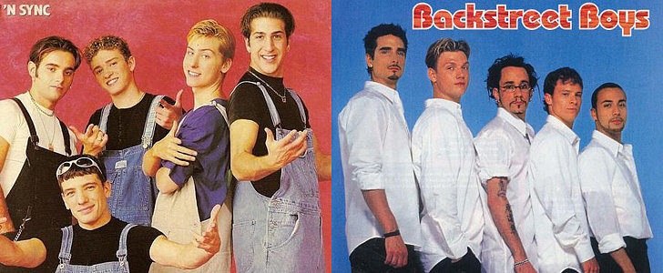 *NSYNC vs. BSB — the Ultimate Showdown