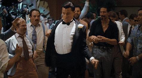 Bust a Move on the Dance Floor