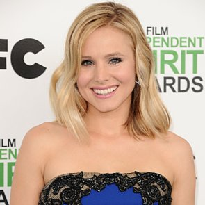 Beauty Interview Kristen Bell, Hair, Makeup, Skincare Tips