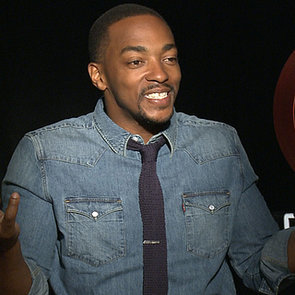 Anthony Mackie Captain America Interview (Video)