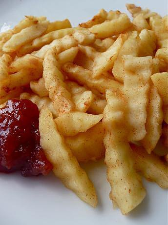 Apple French Fries