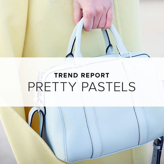 Spring Pastel Trend 2014 | Shopping