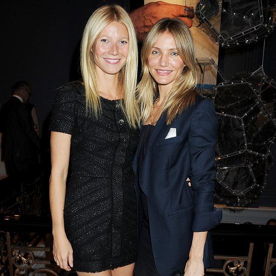 Cameron Diaz Talks Gwyneth Paltrow and Chris Martin Split