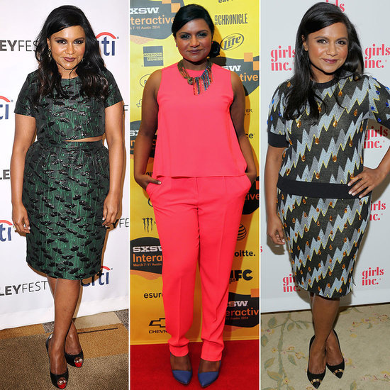 It's More Like The Mindy FASHION Project