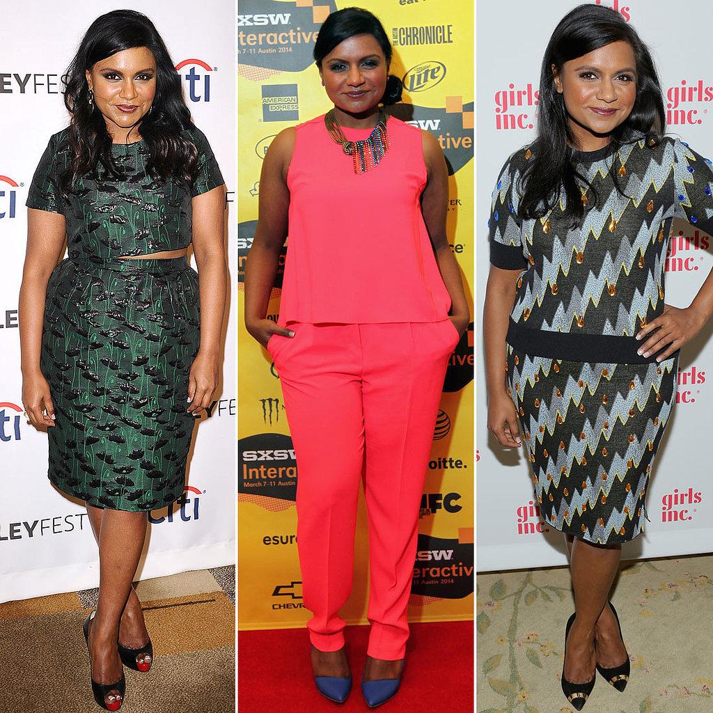 Mindy Kaling StyleMindy Kaling Weight Loss 2013