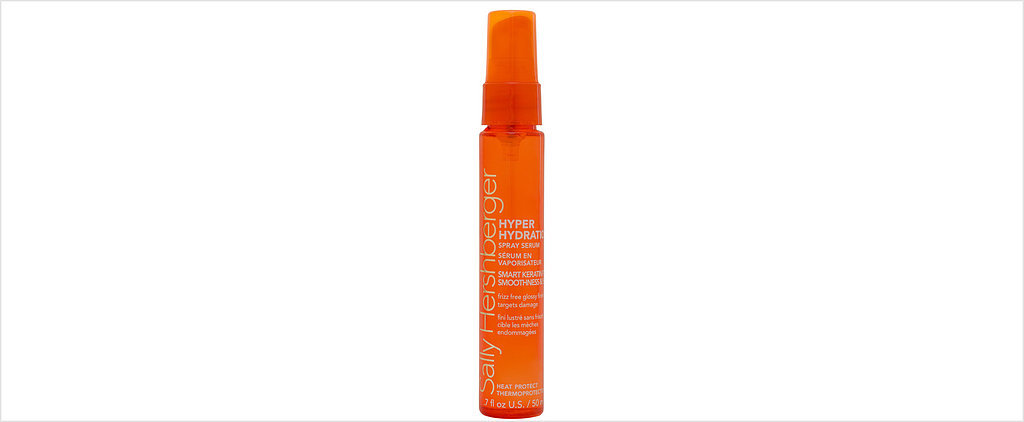 This Shine Spray Does More Than Give You Supermodel Strands