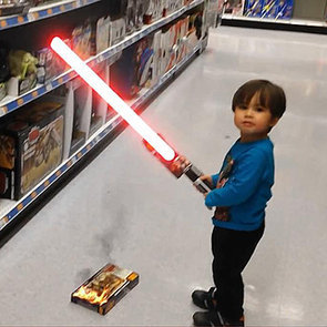 Dad Turns Son Into Action Hero