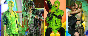 Stars in the Slimelight at the Kids' Choice Awards