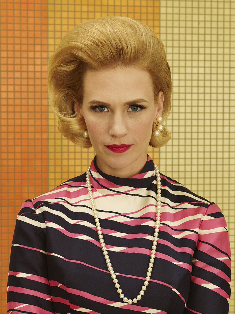 January Jones as Betty Francis.