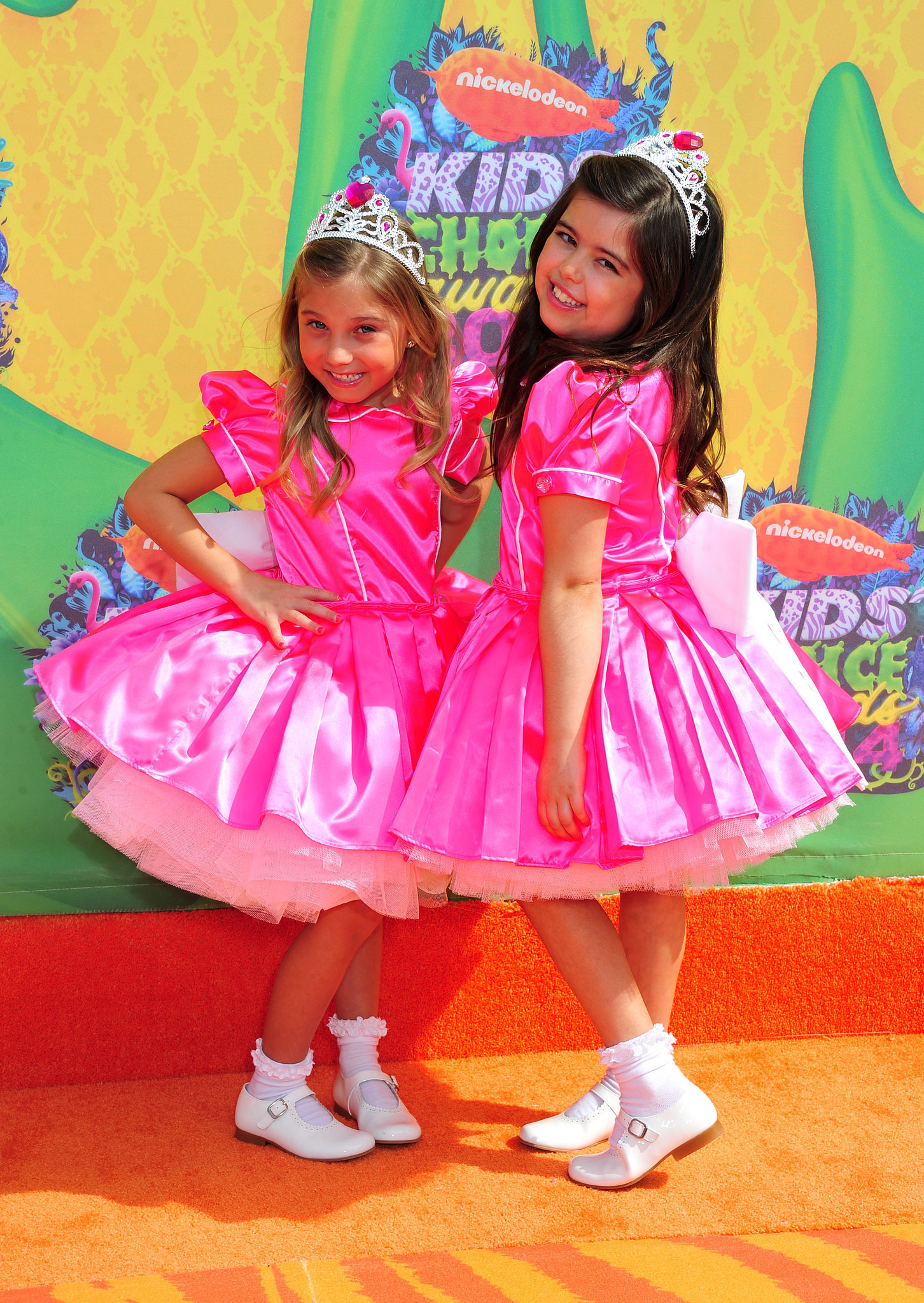 Sophia Grace and Rosie Grace McClelland showed us they can have fun in LA even when they're not appearing on The Ellen DeGeneres Show.