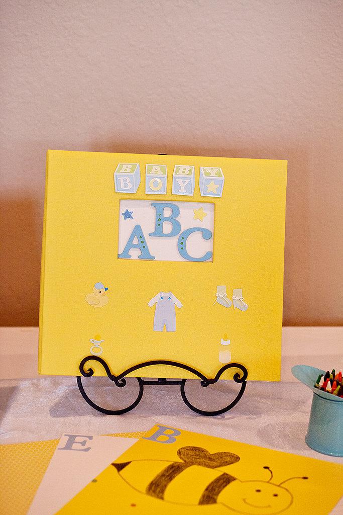 ABC Guest Book