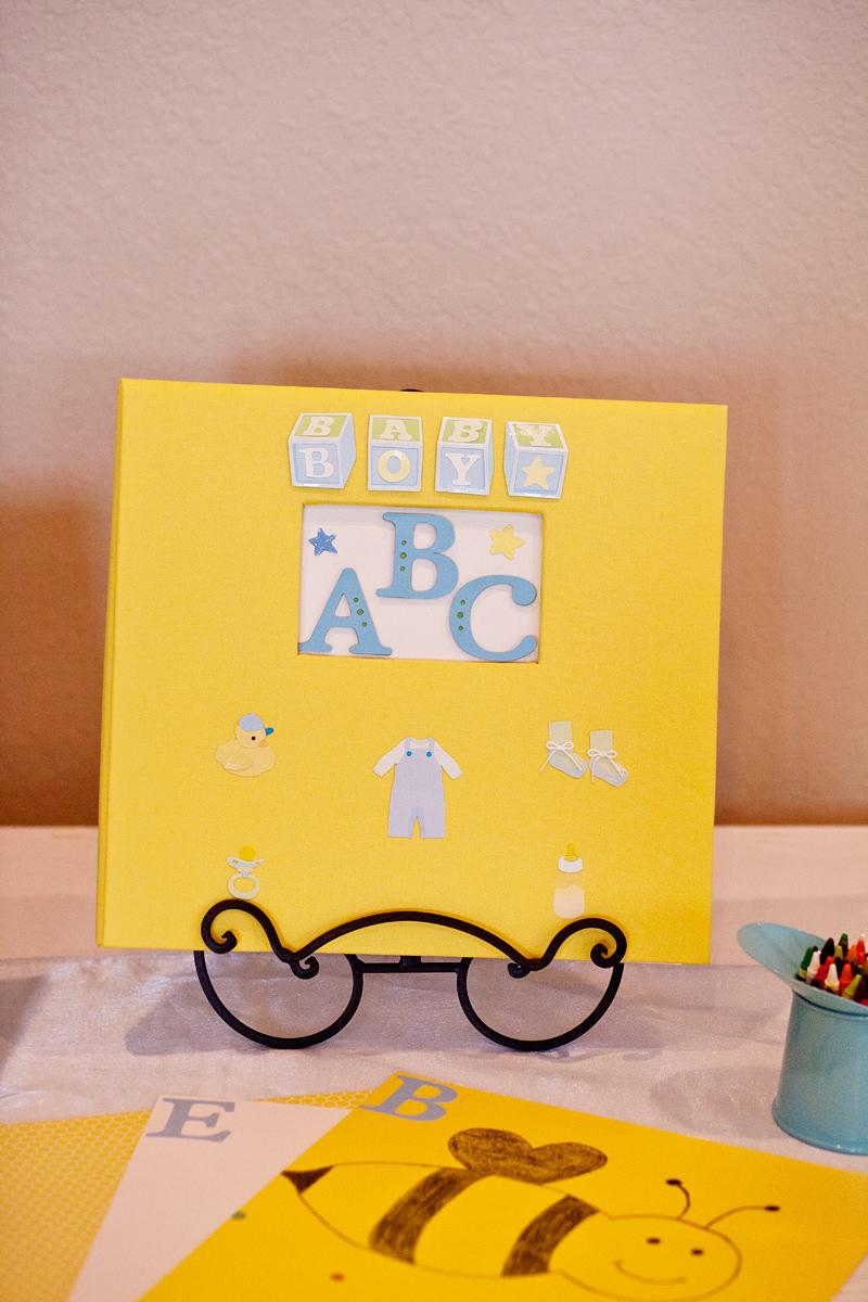 ABC Guest Book