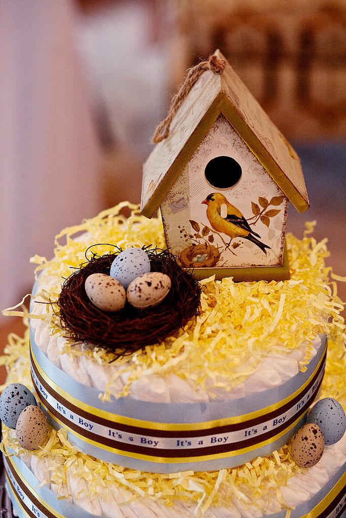 Diaper-Cake Topper
