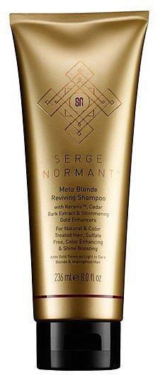 Serge Normant Meta Blonde Reviving Shampoo