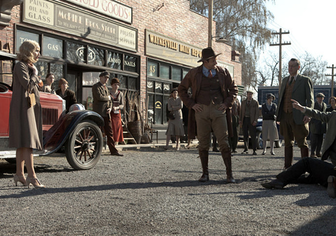 Lawrence and Cooper in Serena. Source: 2929 Entertainment