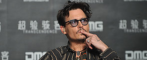 That's Right: Johnny Depp Is Wearing Amber's Engagement Ring