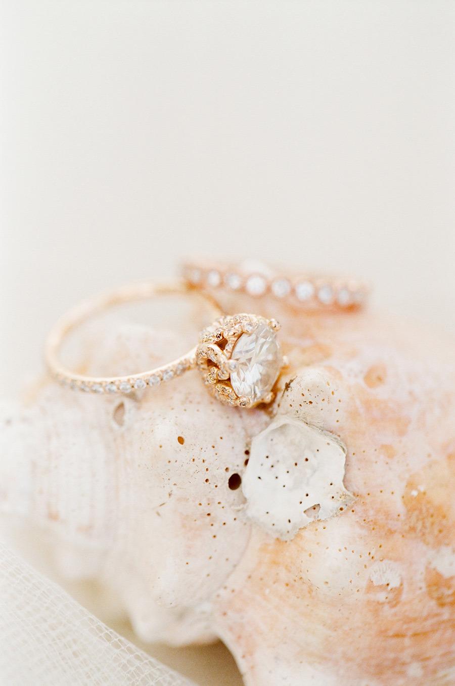 16. Rings on Seashell