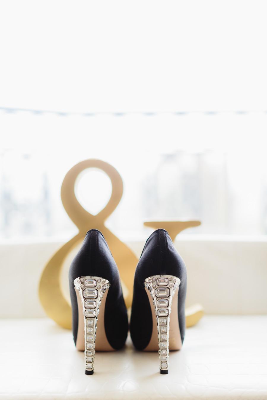 20. Heels of Shoes