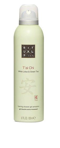 Rituals T'ai Chi Foaming Shower Gel Sensation