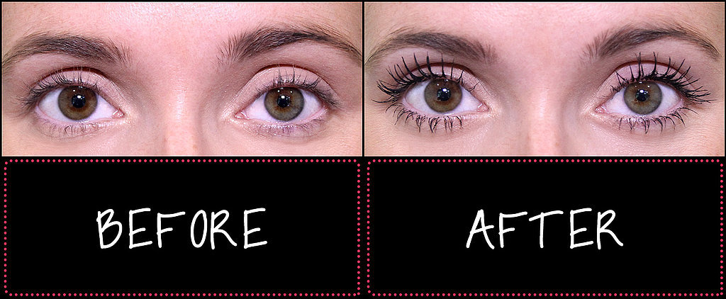 Want Lashes Like This? You're Looking at Avon's Mega Effects Mascara