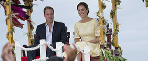 How Kate, William and George Are Preparing For Their Royal Tour