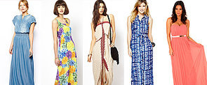 Perfect Maxi Dresses For Lazy Spring Days