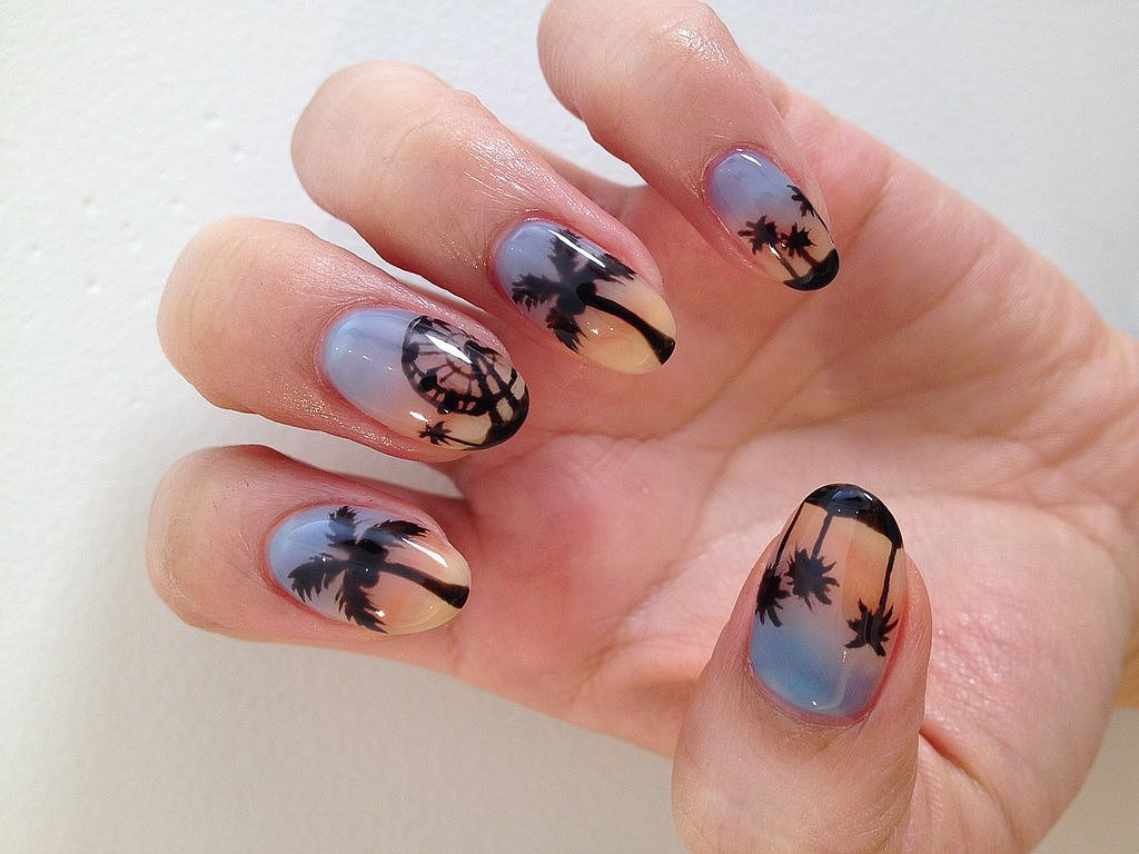 Coachella Nail Art | POPSUGAR Beauty