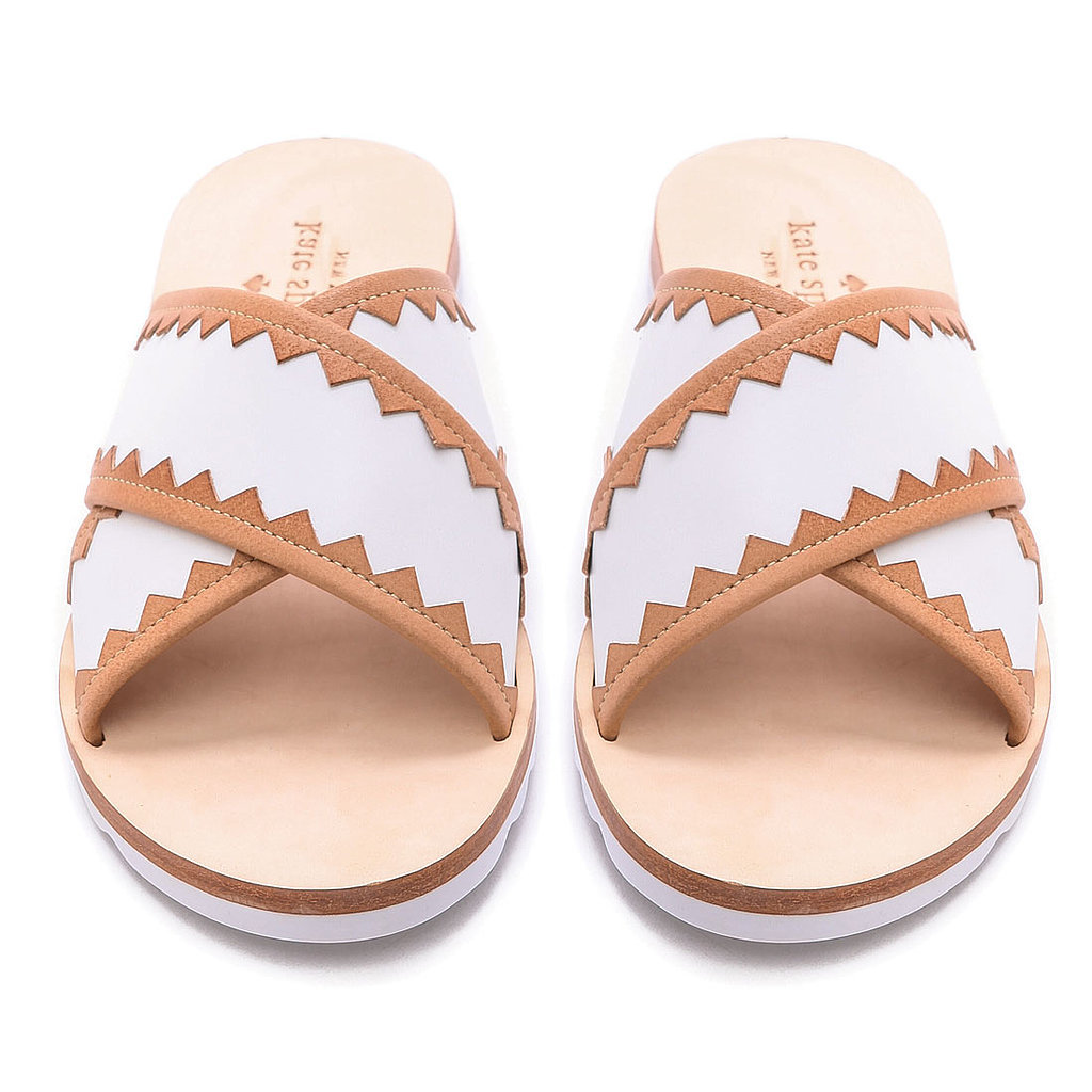 Kate Spade New York Cross Strap Sandals Review