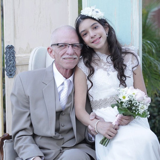 Father With Cancer Walks Daughter Down the Aisle
