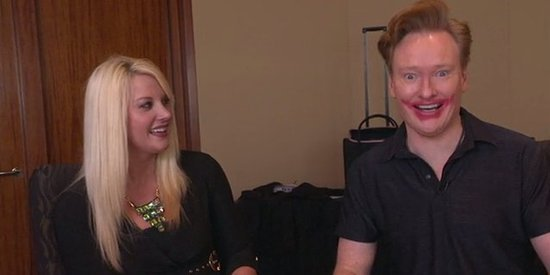 Conan Is The Creepiest Mary Kay Beauty Consultant Ever