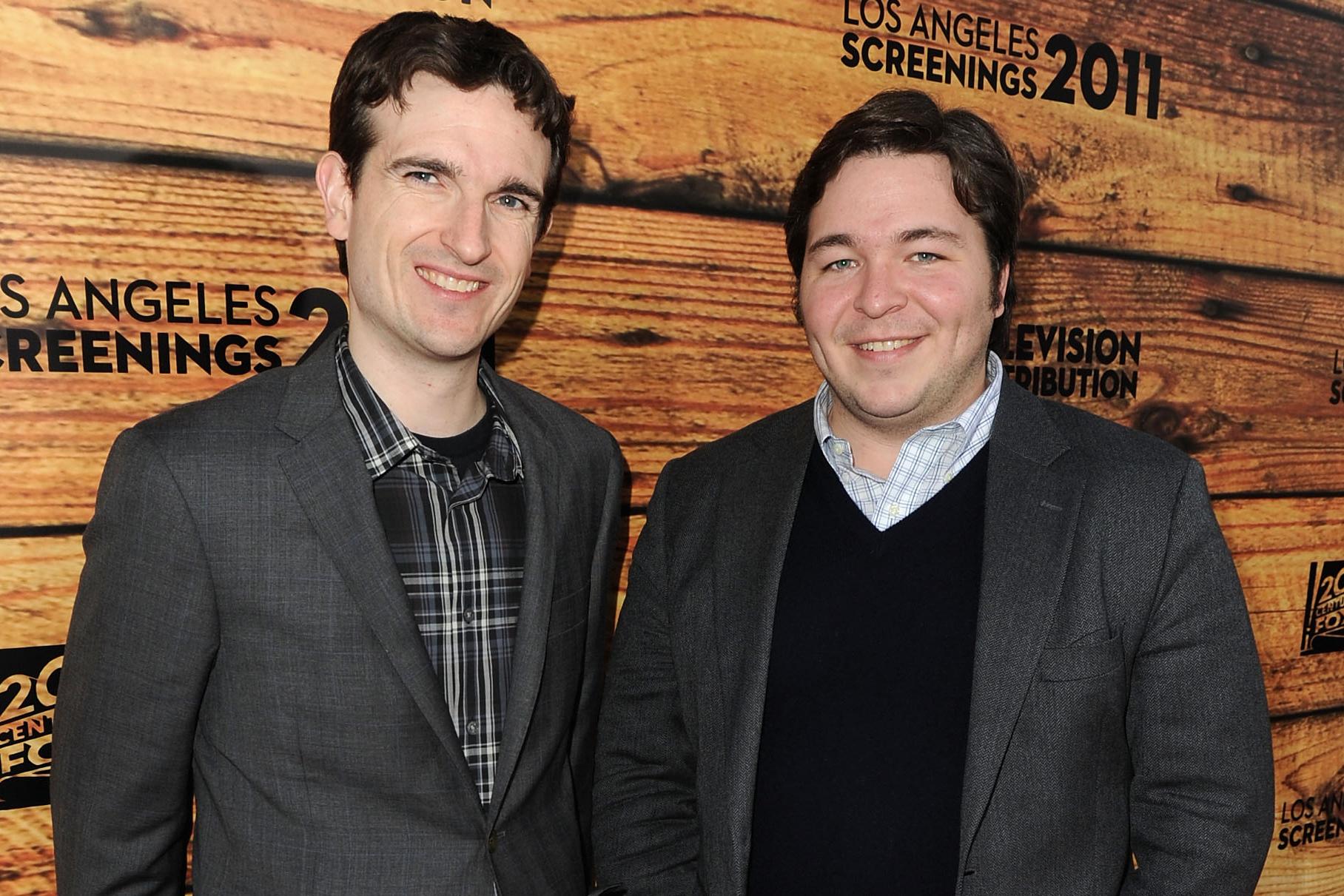 Creators Craig Thomas and Carter Bays