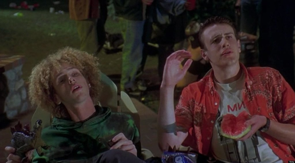 Jason Segel, Can't Hardly Wait