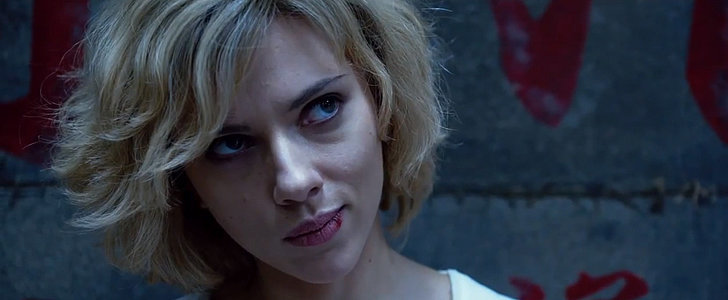Scarlett Johansson Kicks Butt in the Lucy Trailer