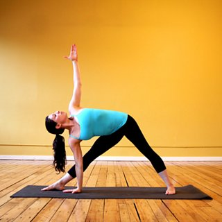 Beat Bloat With a Relaxing Yoga Sequence