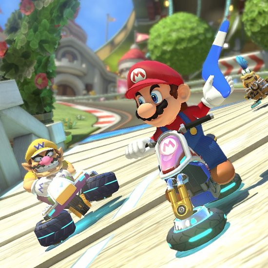 Mario Kart 8 Release Date