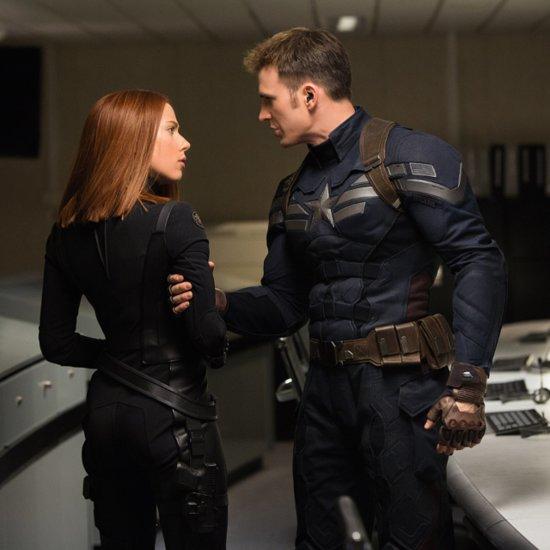 Captain America at Comic-Con 2013