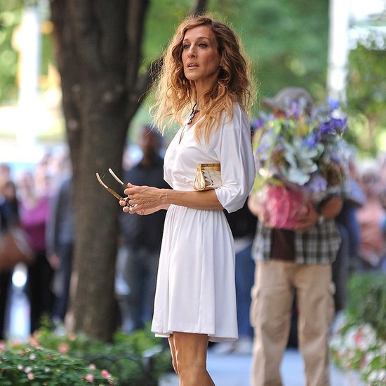 Carrie Bradshaw's Best Outfits on Sex and the City
