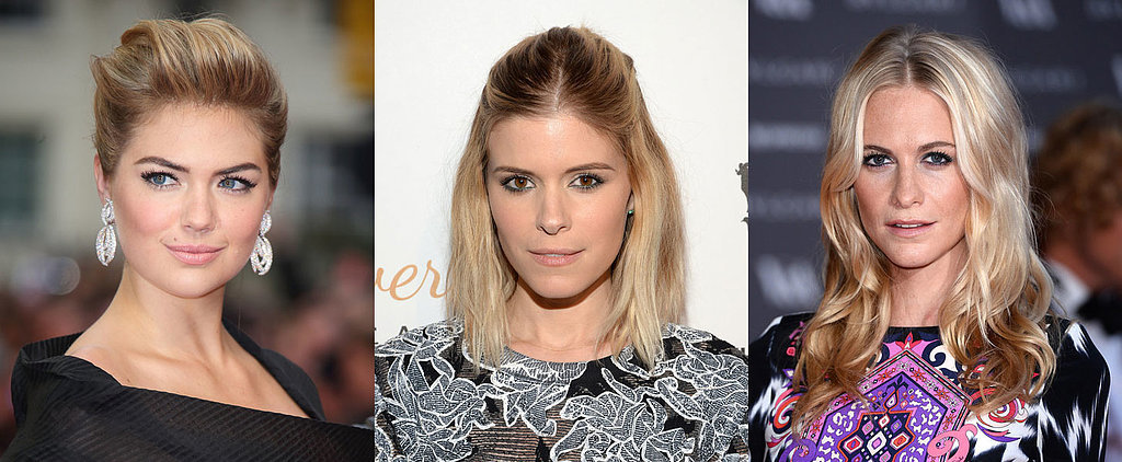 This Week's Most Beautiful: From Kate Upton to Poppy Delevingne, Kate Mara and More