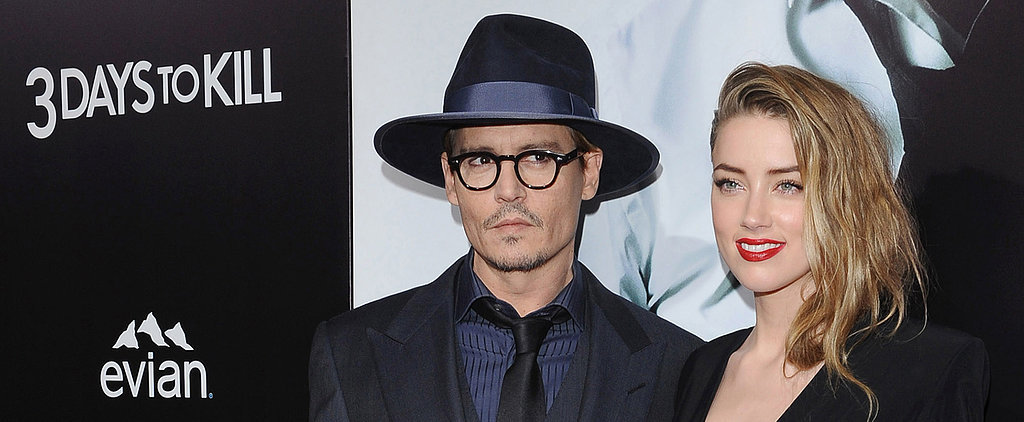 "Johnny Depp Finally Talks Amber: ""She's Good For Me"""