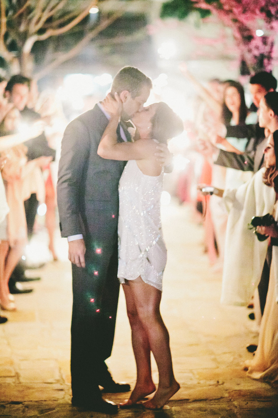 Barefoot Exit Kiss