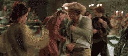 Dancing like this.