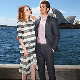 Emma Stone Andrew Garfield Spider-Man 2 Style | Video