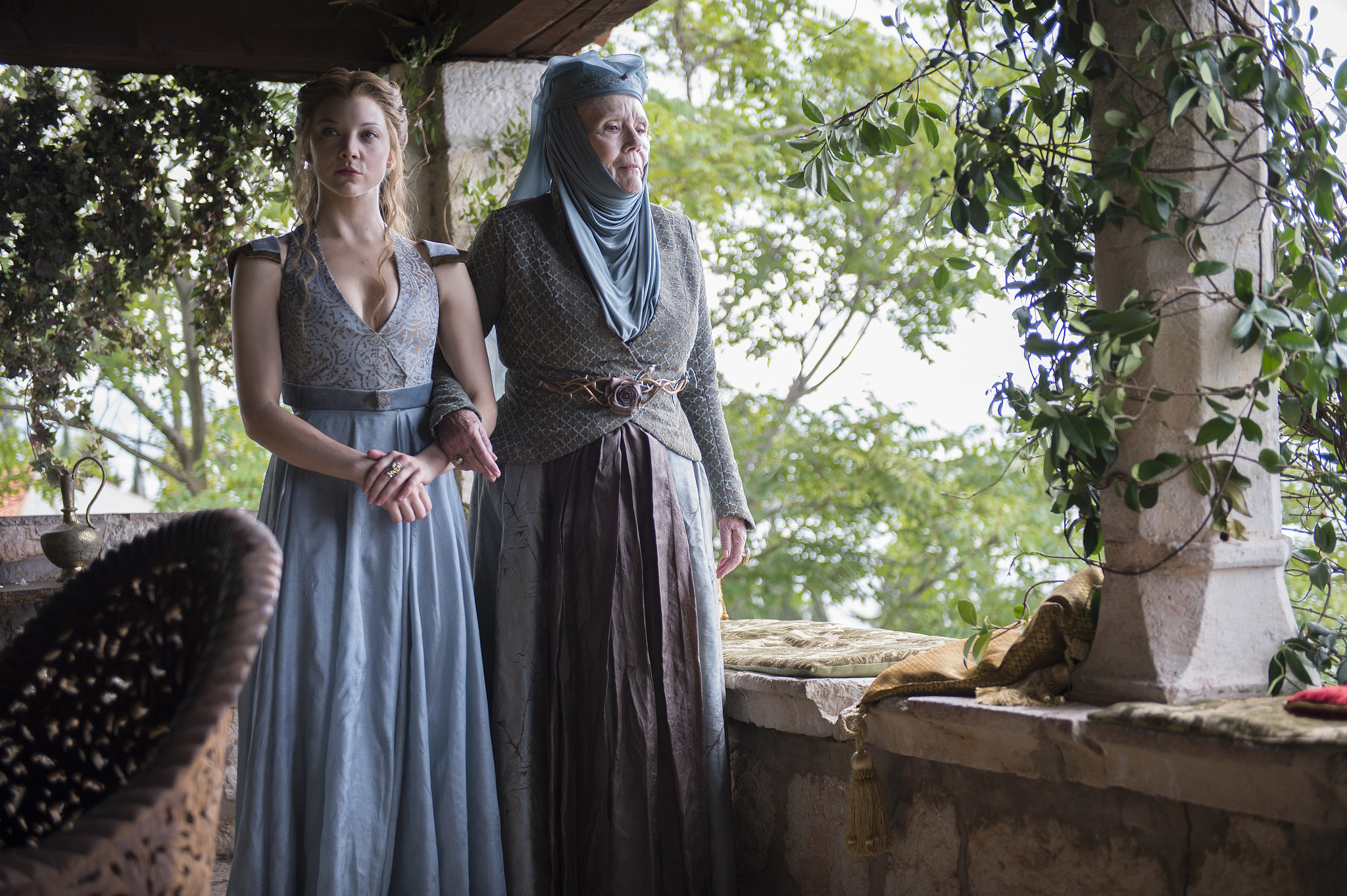 Joffrey and Margaery: Engaged and Enraged