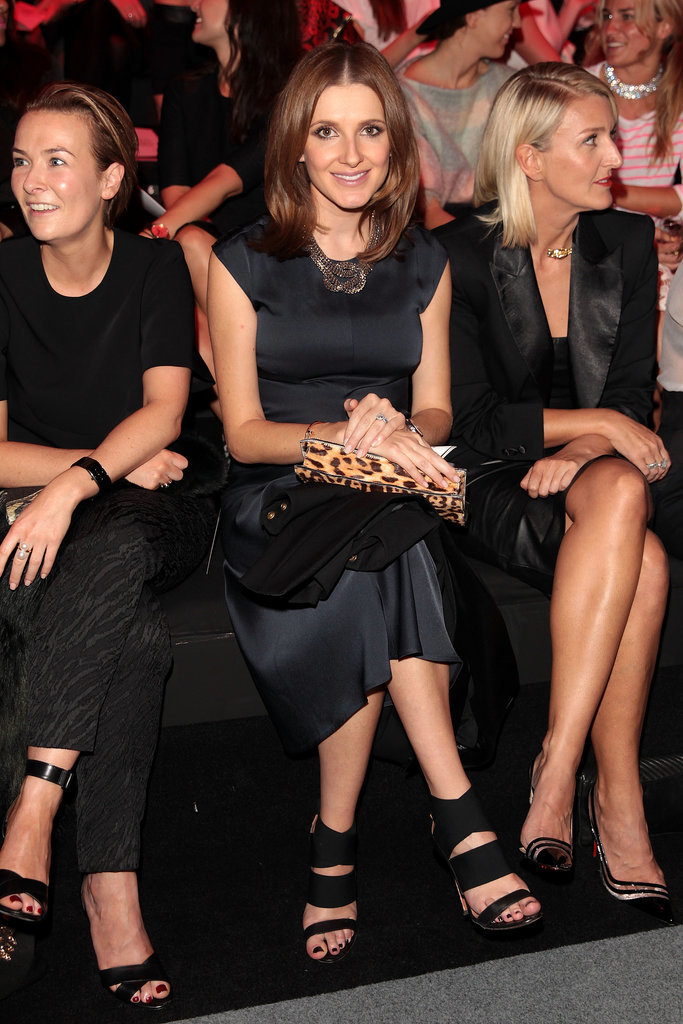 Kate Waterhouse at MBFWA Day One