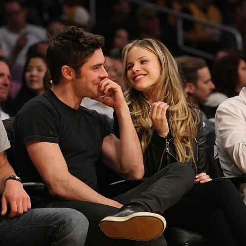 New Couple Alert: Zac Efron and Halston Sage!