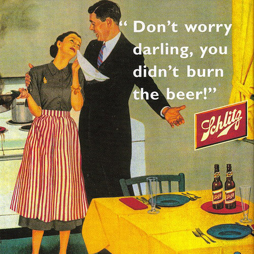 Vintage Beer Ads For Women