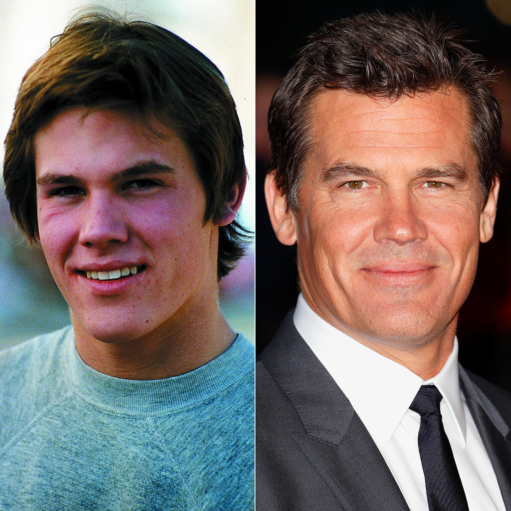 RE: Josh Brolin has a great masculine face