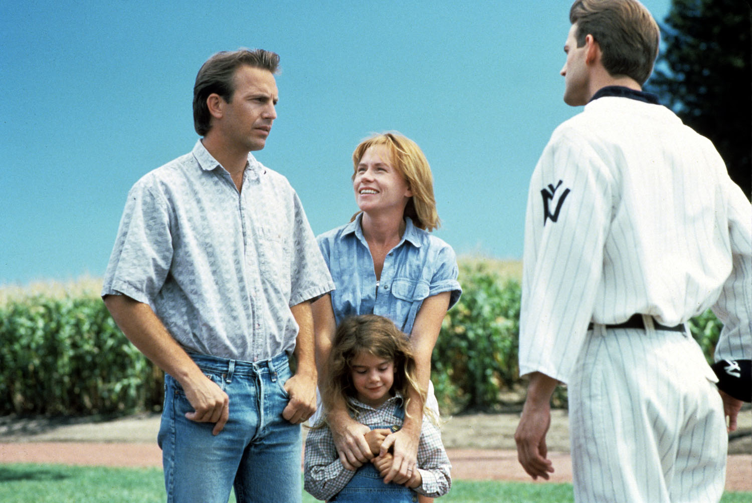 Then Field of Dreams came out.